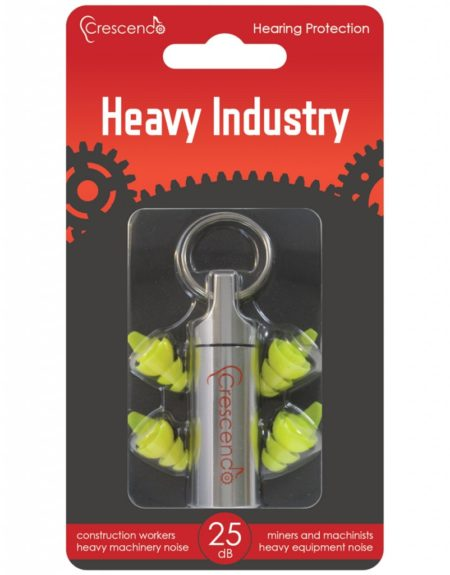 heavy industry earplugs